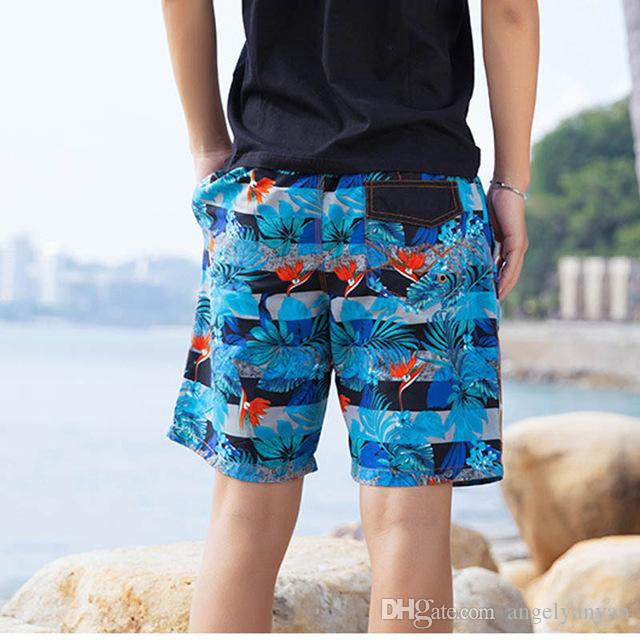 jhnkmmnc Bohemian Style Patroon Mandala Color Mesh Lining Sporty Quick Dry Swimming Trunks Shorts