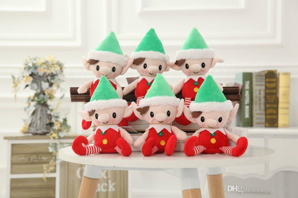 Creative Lovely Cartoon Little animal Short Plush Toy Stuffed Soft Plush Doll Toys Christmas Gift for Children Kids