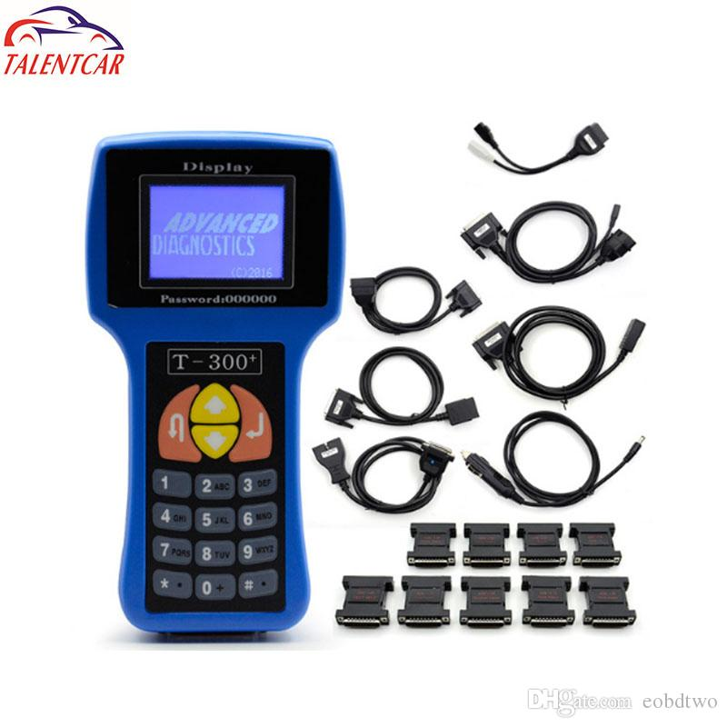2016 Sıcak Satış Promosyon Teşhis Kod Okuyucu Çilingir Aracı Ile t300 oto anahtar T300 Anahtar Programcı Ücretsiz Shiping