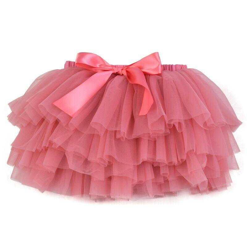 9ccc0f1a60 BaBy Girls Skirts Children Candy Color TuTu Skirt Changing Pads Diaper  Covers Infant Clothing 5 Colors 0-36 Months