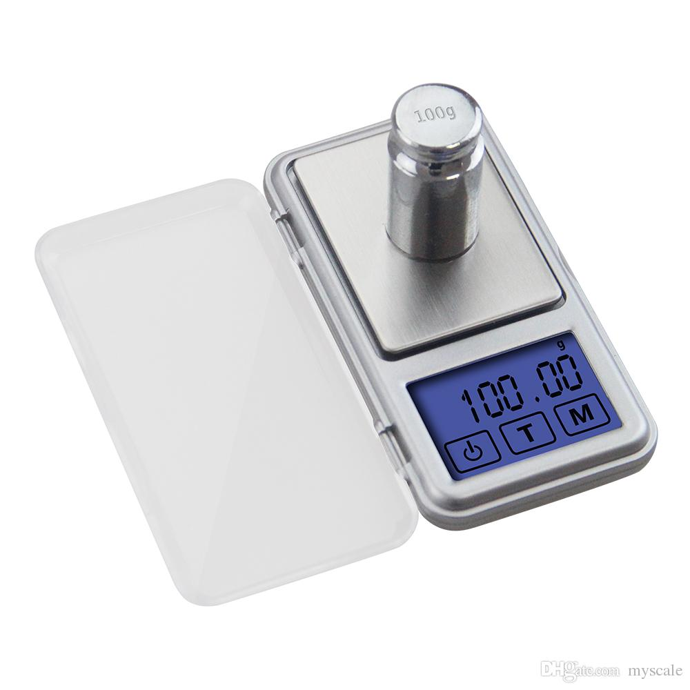 100g * 0.01g Weight Scale Portable Balance Precision Gold Silver Jewelry Portable Weighing Tools Electronic Digital Scale 0.01g LCD Display