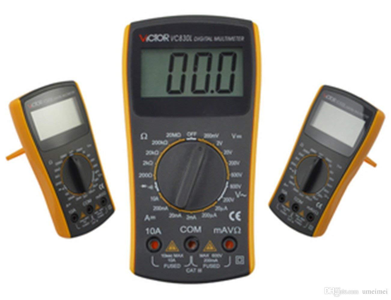 Multimeter Digital Multimeter Electronic Digital Display Multi Use