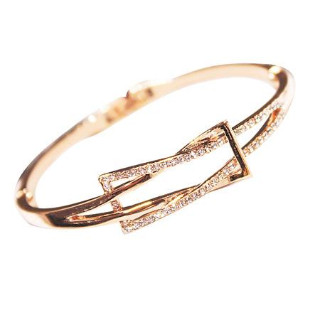 Europe and America Little Fresh Bracelet Female Korean Fashion Simple Bracelet Girl Student Personality All Around Chain Jewelry