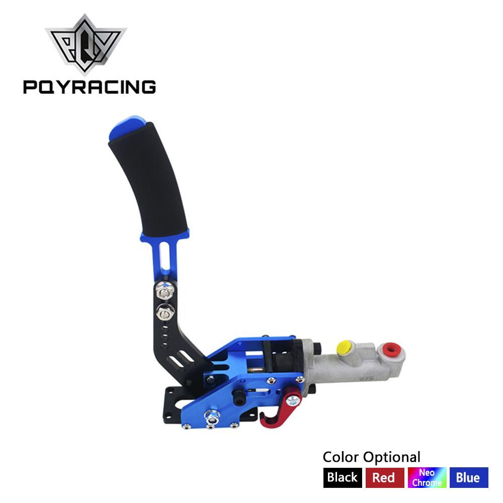 PQY RACING - الألومنيوم العالمي الهيدروليكية فرملة اليد ليفر الانجراف فرامل اليد E- الفرامل سباق جديد PQY3654