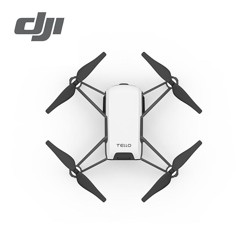 al por mayor Realizar acrobacias aéreas, disparar videos rápidos con EZ Shots, y aprender sobre los drones con la educación de codificación dji tello