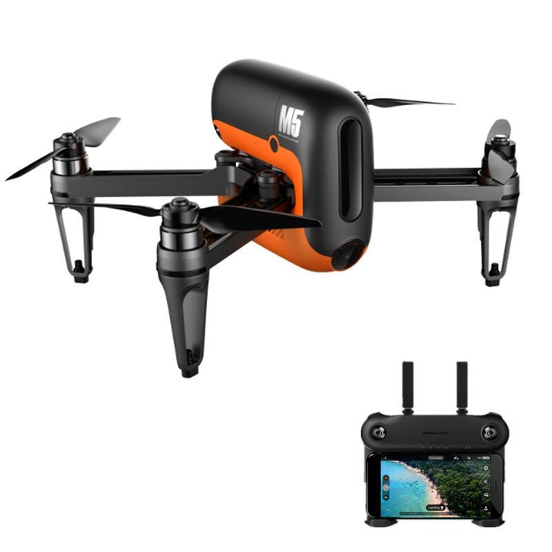 الجملة m5 فرش gps wifi fpv مع 720 وعاء كاميرا rc الطائرة بدون طيار quadcopter لعبة rtf مقابل hubsan H109S مي drone dji سبارك فانتوم 3 4