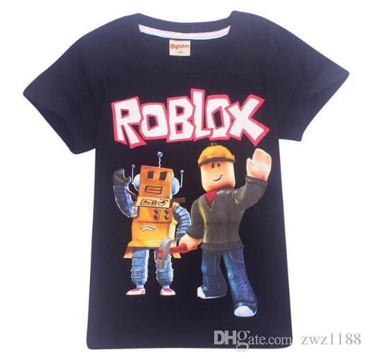 T Shirt Roblox Fotos 2020 Summer Big Boys T Shirt Roblox Stardust Ethical Cotton Cartoon Funny T Shirt Boy Rogue One Roupas Infantis Menino Kids Costume From Zwz1188 8 61 Dhgate Com