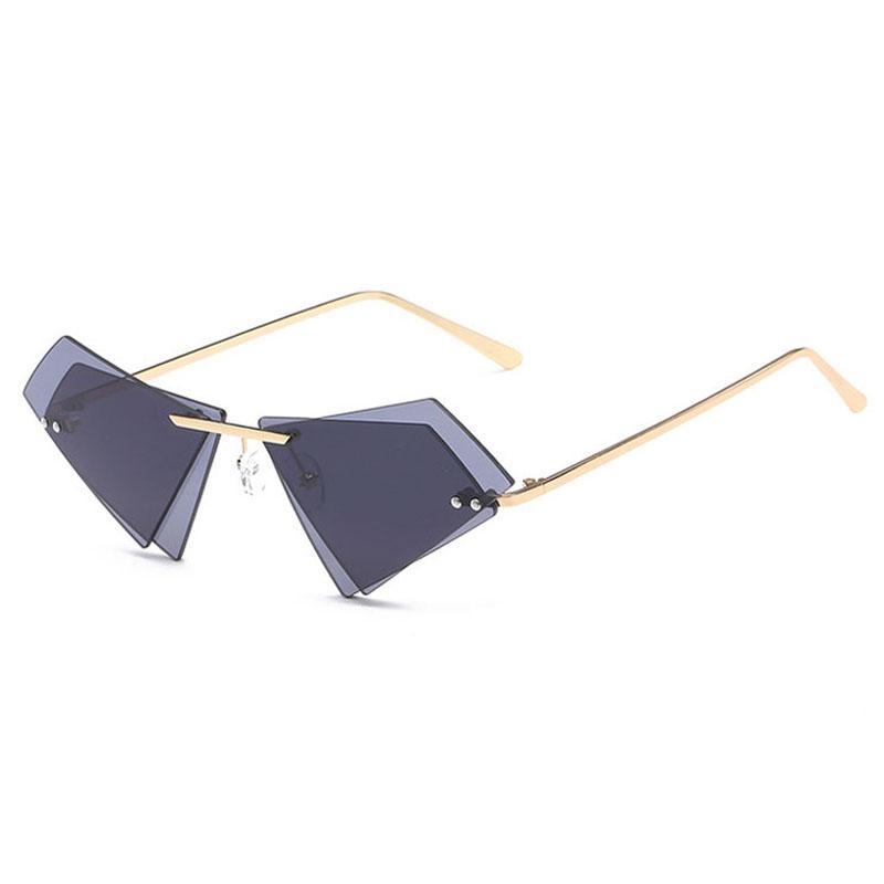 Lunettes de soleil pour hommes Femmes Femmes Femme Solines Sunglases Mens Luxury Sun Lunettes Trendy Dames Sunglass Unisexe Designer Sunglasses 7C7J63