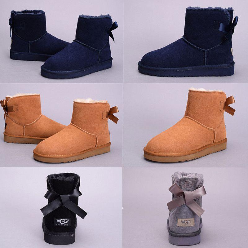 Winter Australia Classic Snow WGG Boots