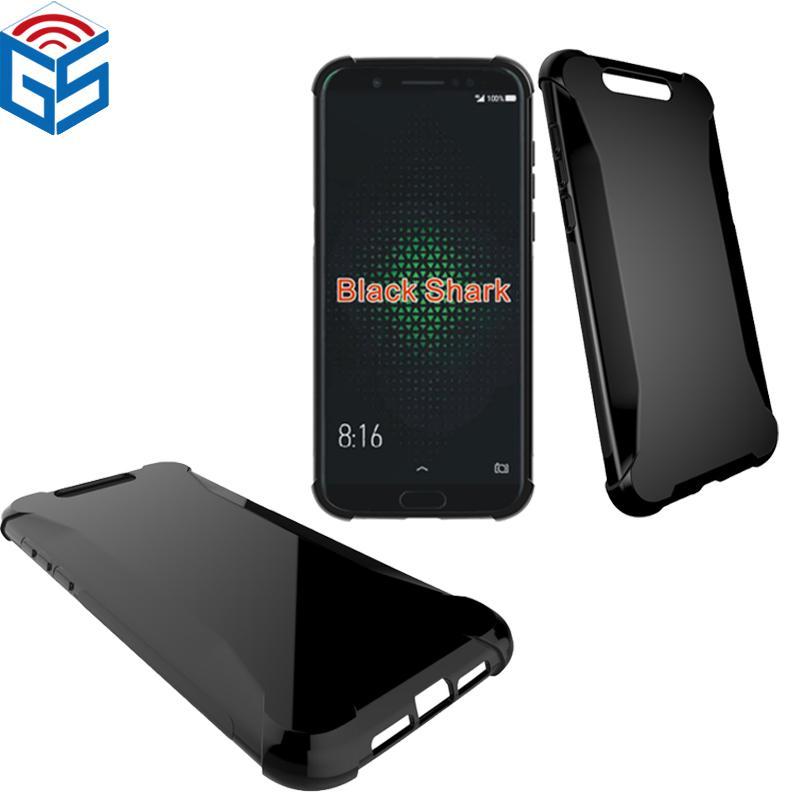 Game Phone Case For Xiaomi Black Shark Mi 6 Transparent Soft Skin Shock Absorption Gel TPU Cover