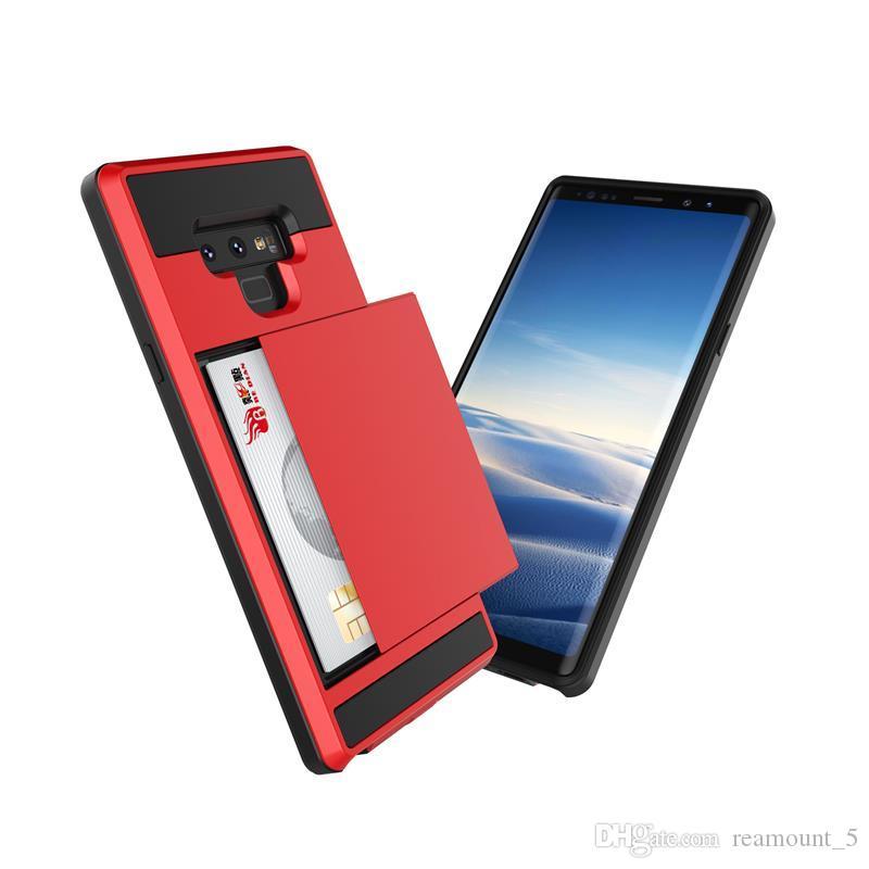Heißer verkauf mode rüstung tasche rutsche abdeckung für samsung a7 a5 hybrid stoßfest zurück phone case