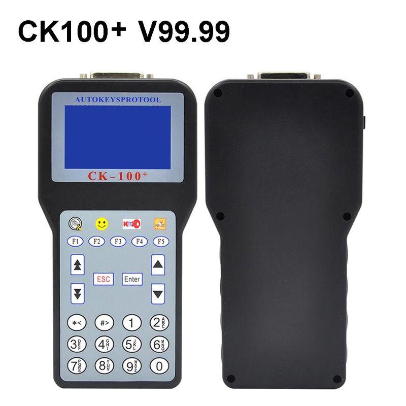 Yeni Araba Oto Anahtar Programcı Son Nesil V99.99 Ile CK100 Silca SBB Çoklu dil Tuşları Immobilizer Aracı