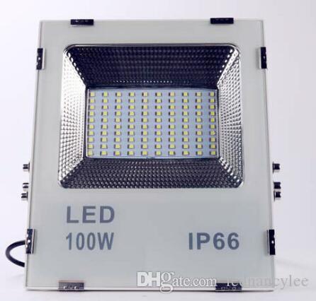 Projecteur à LED, 100W (500W halogène équivalent), Projecteur de travail extérieur étanche IP65, Projecteur d'extérieur extérieur 6500K, Blanc pour jardin et jardin