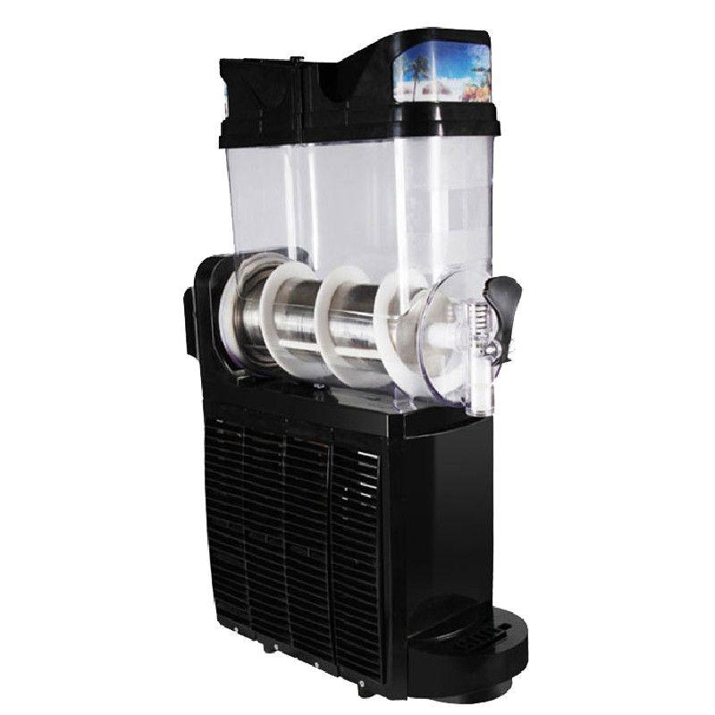 Beijamei 110v 220v Slush Making Snow Melting Machine Un tanque de bebidas frías Slush Machine Commercial Smoothie Maker