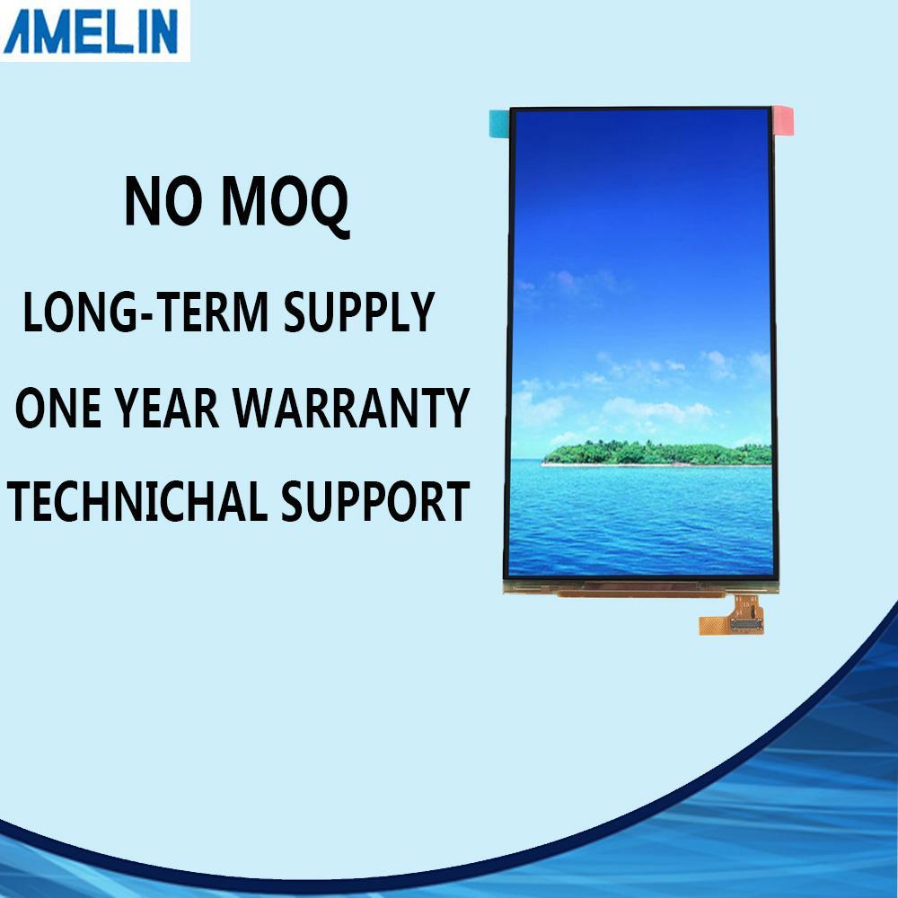 شحن مجاني 5.5 بوصة 720 * 1280 شاشة oled lcd وحدة withSH1386 (الصين) ic و mipi واجهة amoled لوحة العرض من شنتشن amelin