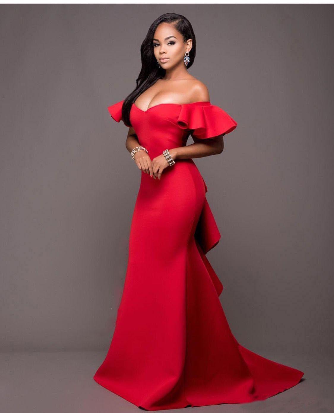 lange rote kleider 18eb18