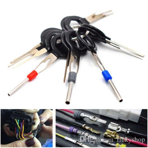 2019 Wire Terminal Removal Tool Car Electrical Wiring Crimp Connector Pin  Kit From Rickyshop, $3 9 | DHgate Com