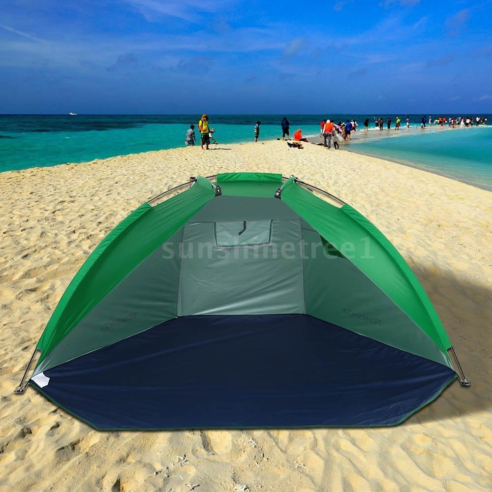 الترفيه في الهواء الطلق للطي مظلة خيمة المأوى خيمة للماء للصيد نزهة شاطئ بارك التخييم HikingPicnic المشي لمسافات طويلة التخييم