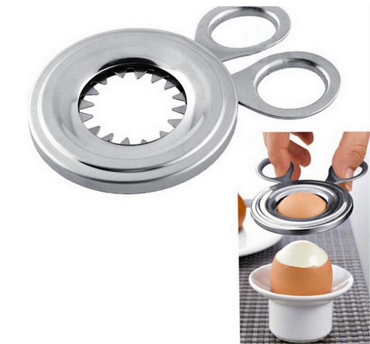 Slicer bouilli bouillie cuillère cuivrée Snipper coquille ouvre-coquillage Cuisine Outil de ménage Coupe-outil Cissor Clipper C816
