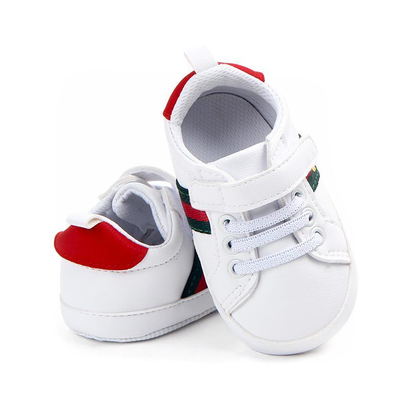 أحذية بيبي بيبي بوي فتاة سرير أحذية الوليد مشوا الأزياء والأحذية الدانتيل متابعة 0-12 شهر