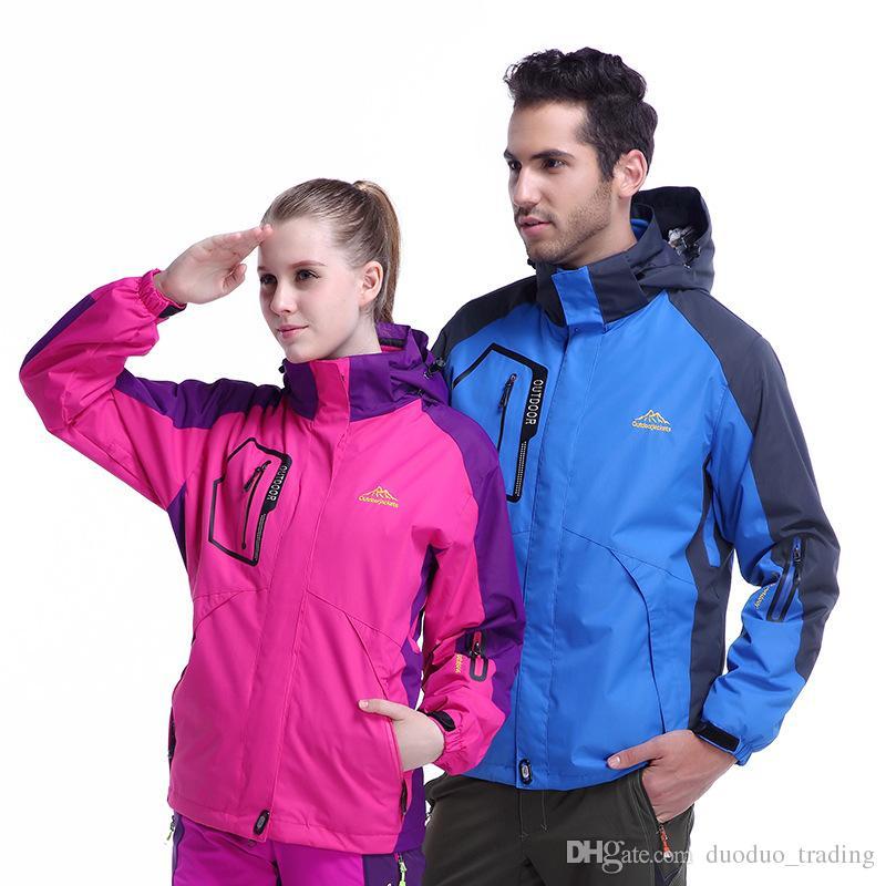 Ski Jackets Men Women Outdoor Sport Polar Fleece Jacket Winter Heated Ski Coats Trekking Camping Hiking Jackets Clothing Hot products