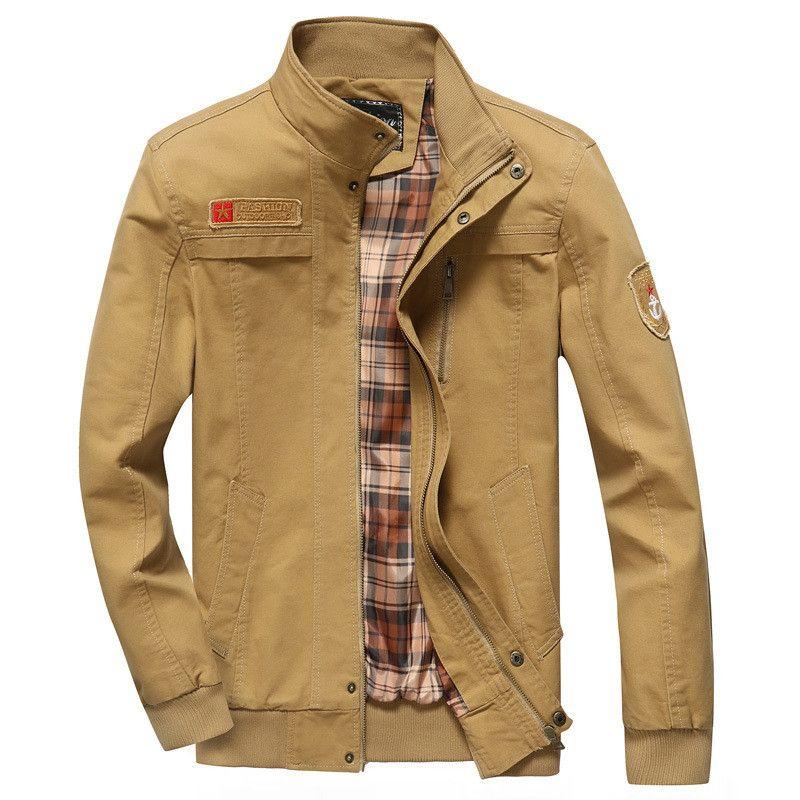 MORUANCLE Mens Causal Tactical jaquetas e casacos estilo Carga suporte Jacket Collar Outerwear For Man Big Size M-5XL