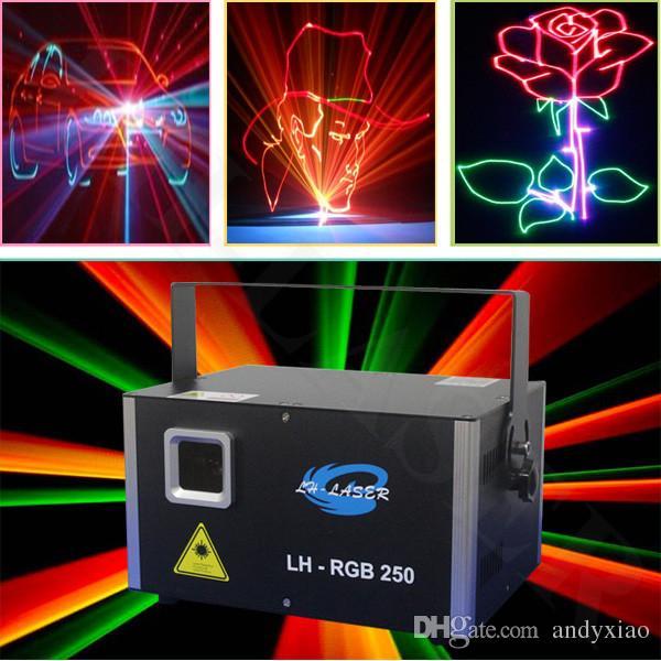 고속 45KPPS 스캐너 시스템 야외 디스코 조명 크리스마스 장식 레이저 프로젝터 3 와트 RGB 애니메이션 로고 조명