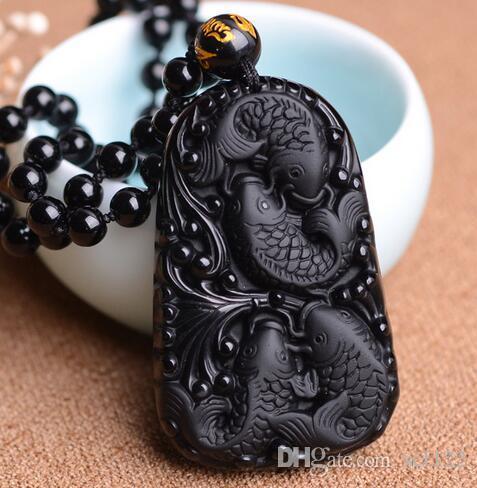 Hochwertige natürliche Jade Anhänger Craving große Stein Halskette Anhänger Herren Schmuck