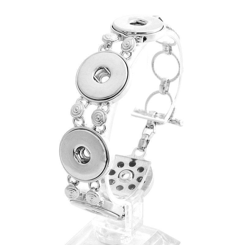 blank Insektenarmband für Sublimation Mode Armbänder Thermotransferdruck Schmuck Kundenspezifische Geschenke passen 18-20mm Großhandel