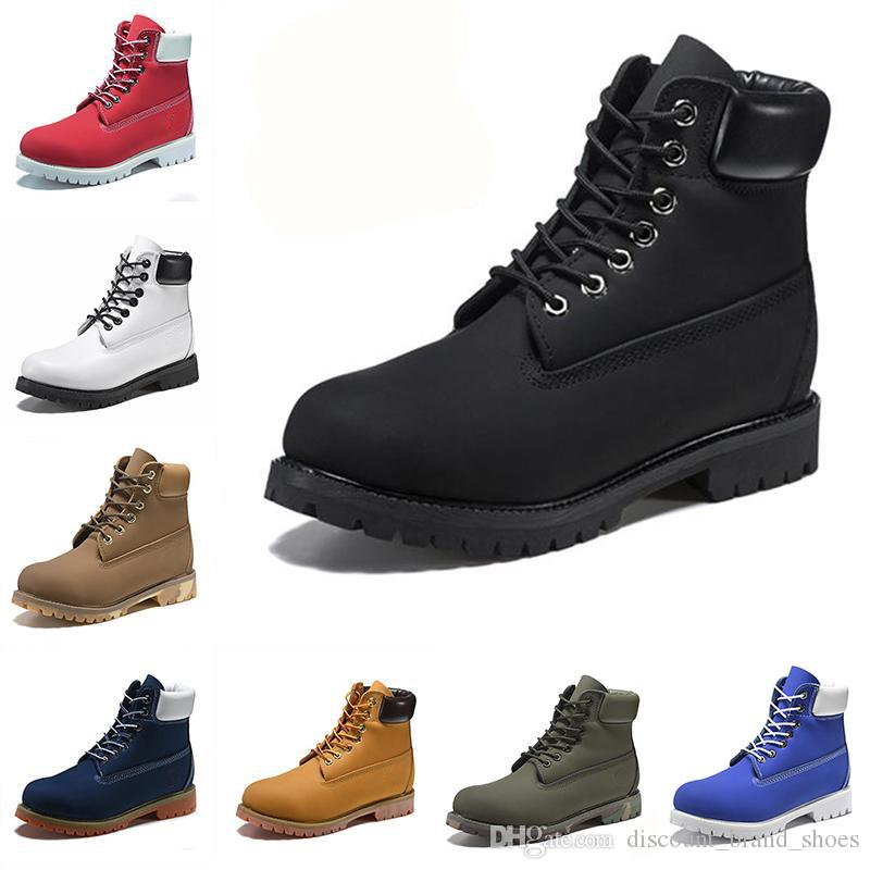 offer discounts online here great fit ACE Famous Brand 10061 Original Boots Women Men Designer Sports Red White  Winter Sneakers Casual Trainers Mens Womens Luxury Boot 36 45 Chelsea Boot  ...