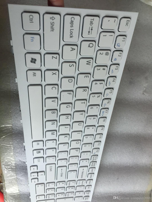 Новый для Сони Вайо VPC с-СА ВКК-СБ ВКК-СК ВКК-СД клавиатура с подсветкой США без рамки