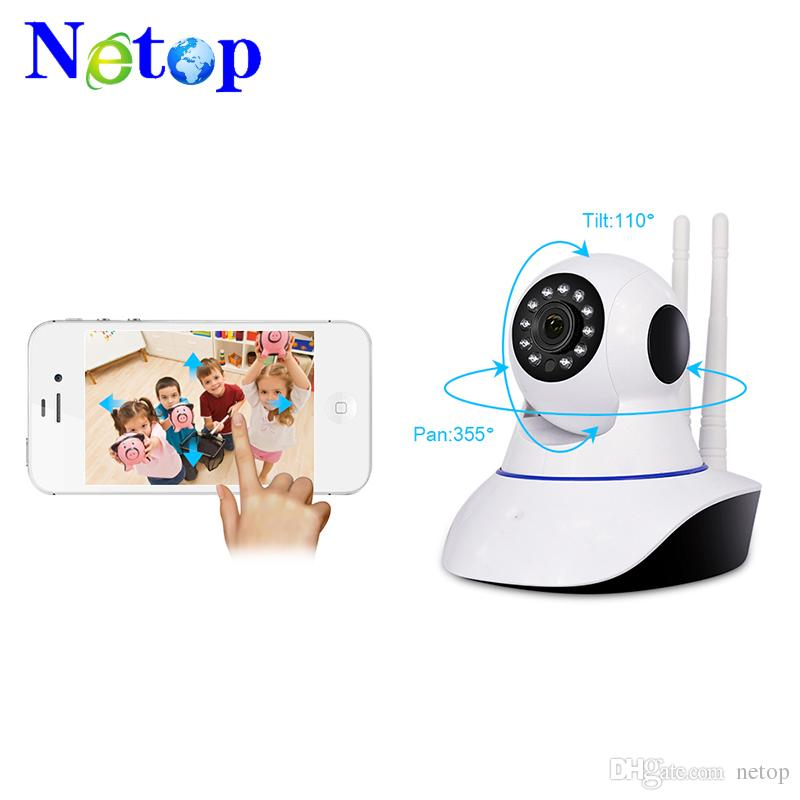 Netop Wireless 720P,960P,1080P HD ip camera wifi camera network IR Outdoor Waterproof security camera work with alarm sensor
