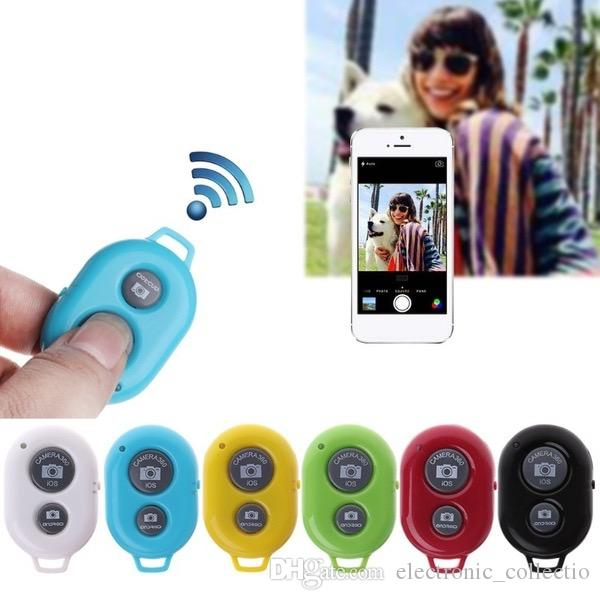 Selfie 스틱 블루투스 원격 제어 셔터 Monopod 자동 타이머 삼성 안드로이드 모바일 Iphone 들어 아이폰