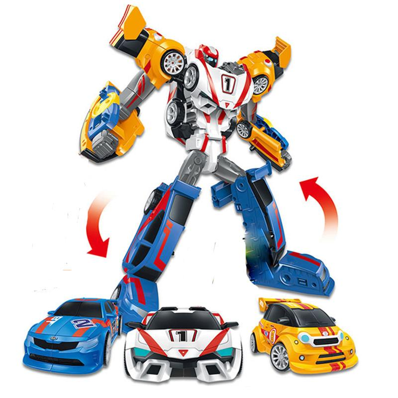 2020 Tobot 3 In 1 Transformation Cars Robot Action Figure Toys