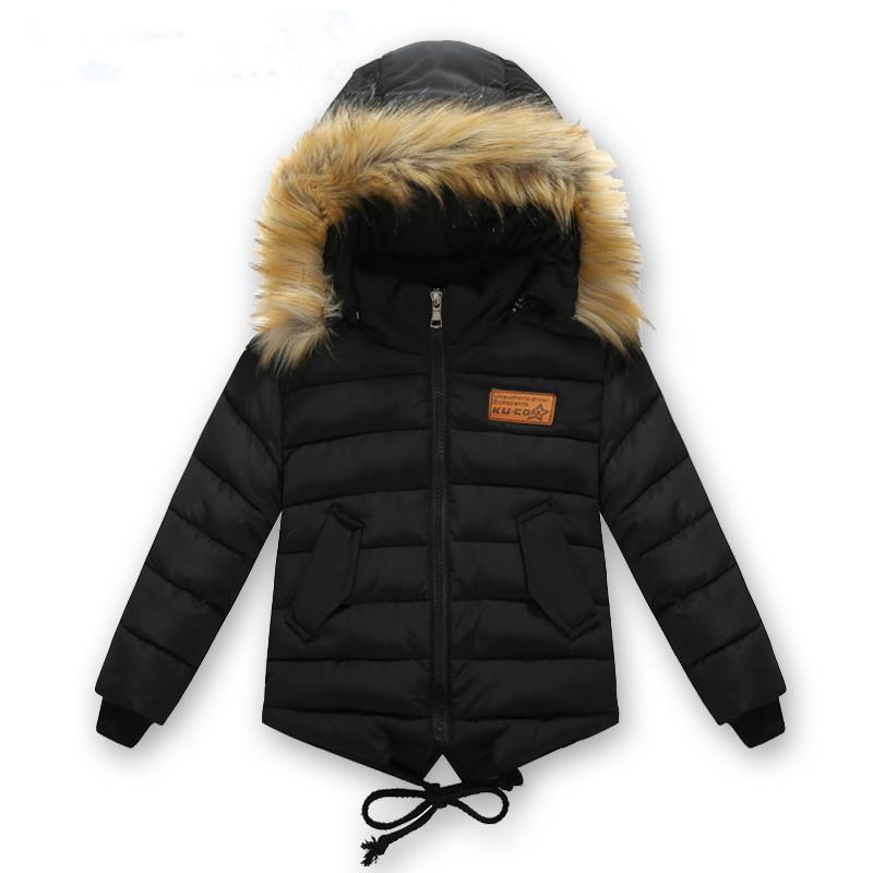Çocuk giyim erkek kış pamuk-yastıklı ceket 2017 aşağı pamuk wadded ceket kalınlaşma erkek kız kapüşonlu ceket kalınlaşmak