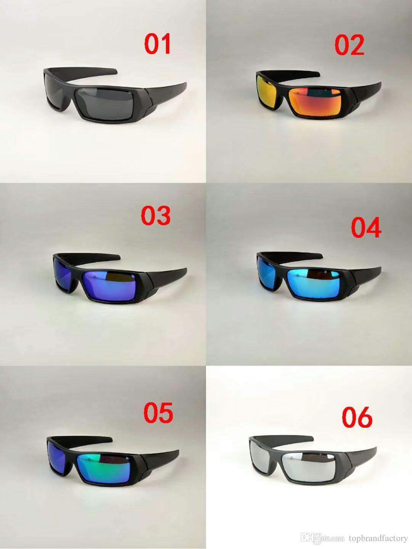 óculos de sol de equitação óculos de sol de alta qualidade homens ostentam modelos de óculos de sol, óculos de sol opcionais multicoloridos