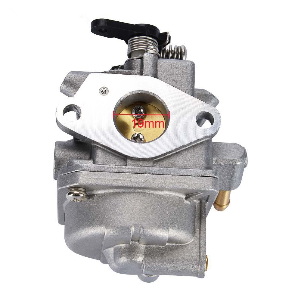 Carburatore per Hyfong Nissan Tohatsu Mercury MFS4 MFS5 NFS4 4 tempi 3.5HP 4HP 5HP 6HP fuoribordo carb carburatore assy parti marine