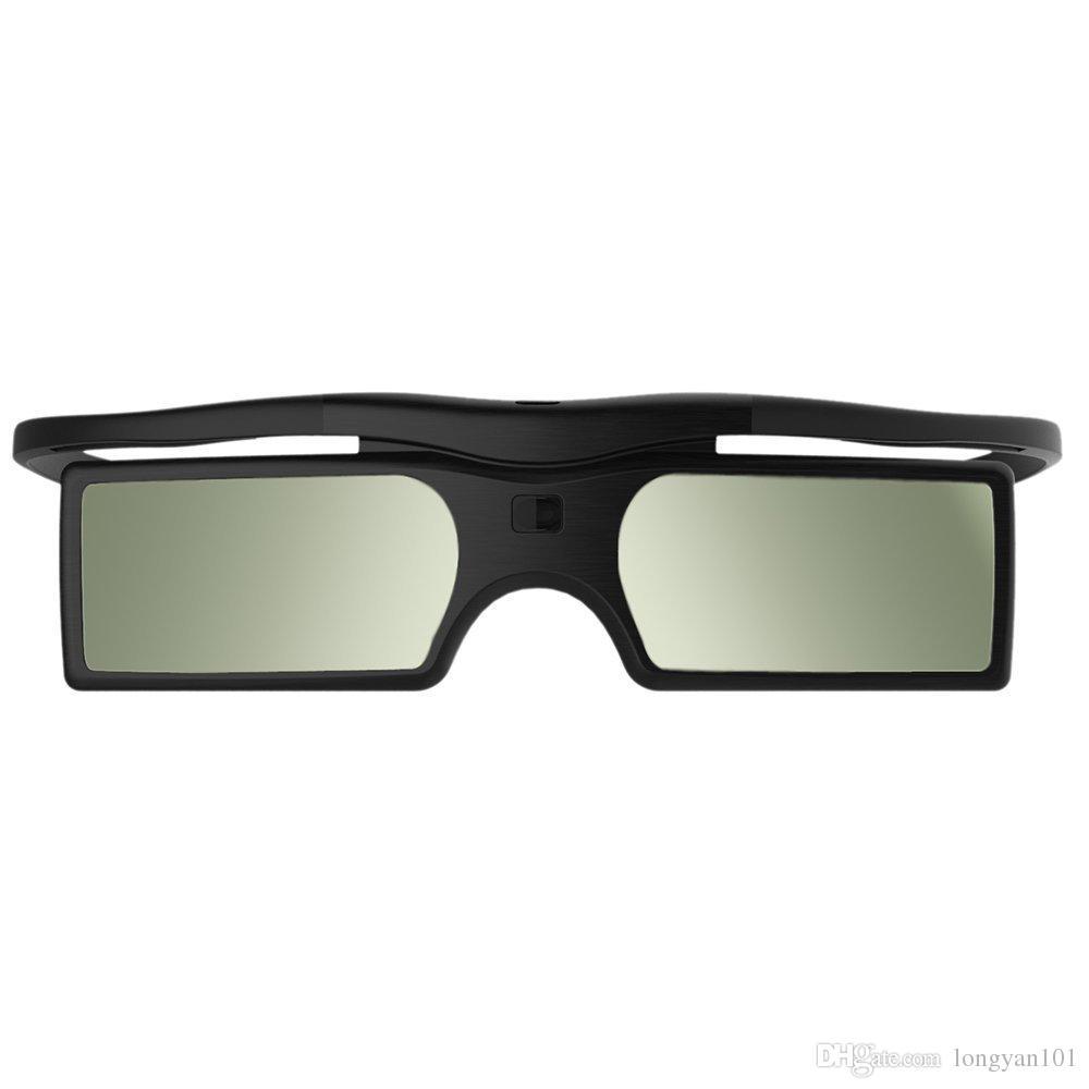Vidros do Stereoscopic RF Bluetooth dos vidros do obturador 3d ativo para o projetor Epson / Samsung / SONY / SHARP Bluet da tevê