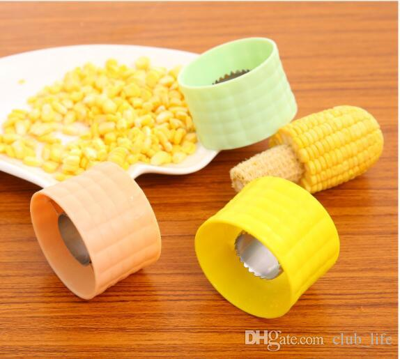 High Quality Creative DIY Corn Grain Thresher Stripper Kitchen Gadget Simple Operation High Efficiency Easy to Clean