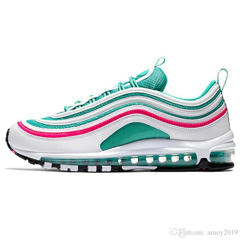 Acquista 2019 NIKE AIR MAX 97 AIRMAX Sean Wotherspoon 97 SW Hybrid Undefeated Ultra OG Scarpe Da Corsa Uomo Air Donna 97s Multicolor Mens Maxes Scarpe