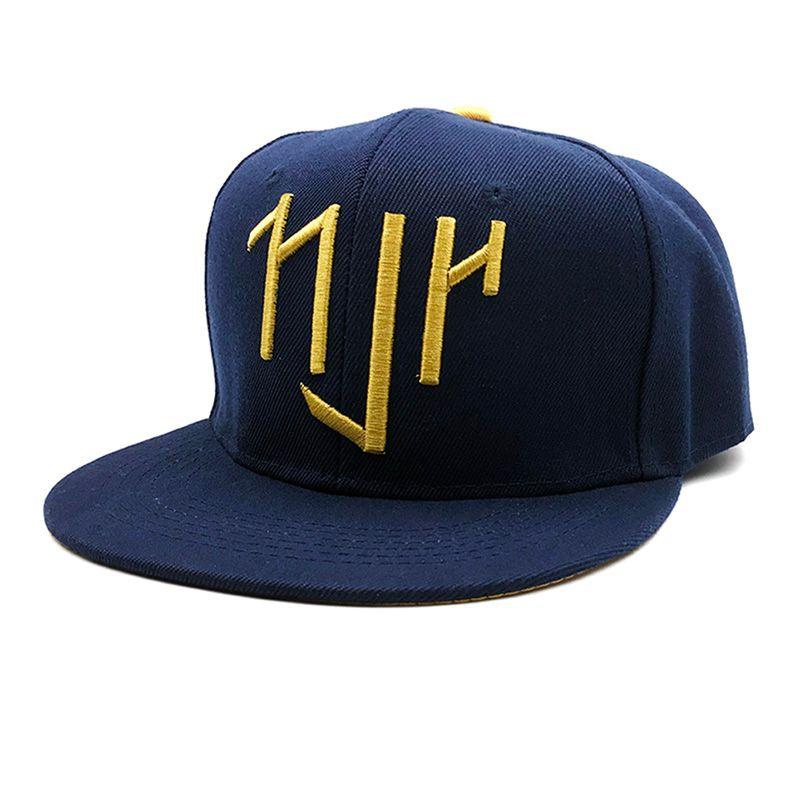 New Cotton Letter Neymar Brazil Baseball Caps Hats For Men Women Bone Embroidery Mickey Snapback Hat Hip Hop Cap Casquett