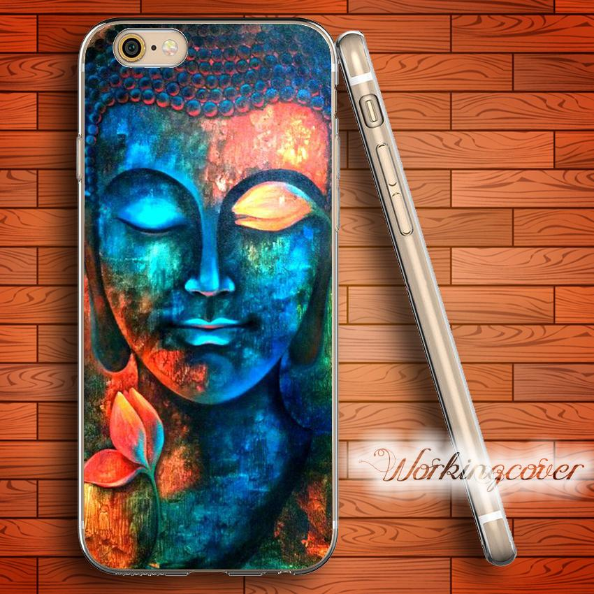 Buddha Colorful Design iphone case