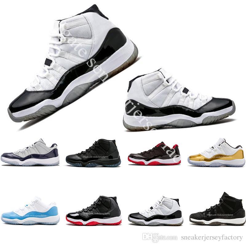 2018 Nouveau 23 Concord 45 Win Like 96 JUMPMAN chaussures de basket-ball 11s Legend Blue Marque mens densigner sneakers Womens Athletic Sports Shoes