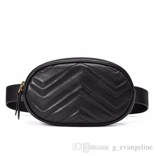 Bolsas de luxo Mulheres Sacos De Designer De Cintura Saco De Fanny Packs Sacos De Cinto Da Senhora Das Mulheres Famosa Marca No Peito Bolsa Bolsa De Ombro Bolsa