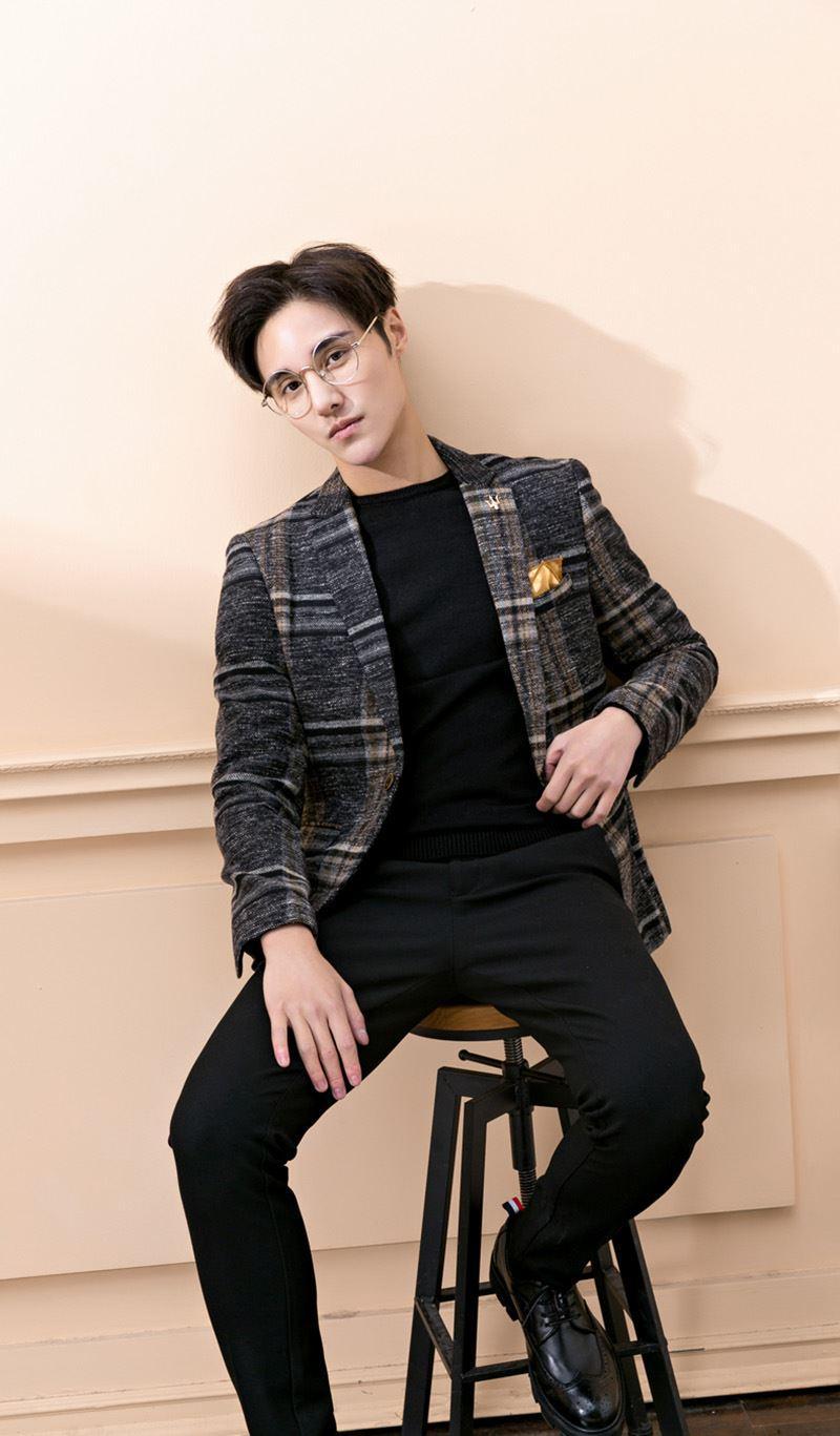Mens Designer Blazers Jacket Suit (2)