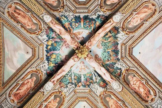 Custom Fototapeta Modern Sztuka Malarstwo Wysokiej Jakości Mural Tapeta 3D Trójwymiarowy Trójwymiarowy Wytłoczony Europejski Sufit Sufit Sufit Zeni