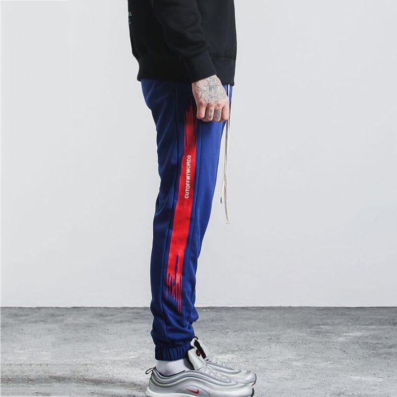 Sweatpants Men Fitness Joggers Pants (10)