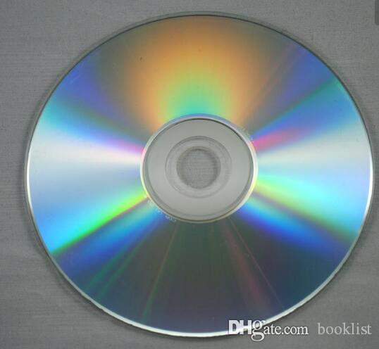 Hot Factory Grabación de disco en blanco Deshágase de su disco duro Discos Discos en blanco Grabe el envío gratuito de DHL