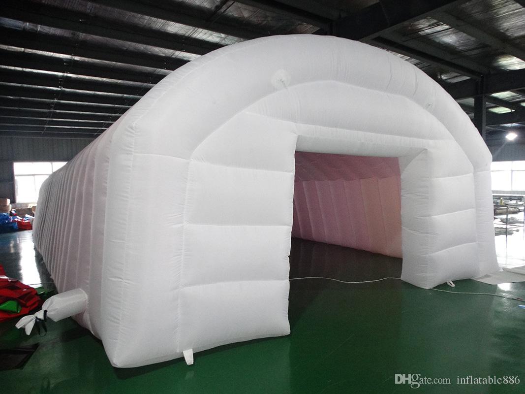 Tenda gonfiabile materiale del panno di Oxford della tenda di evento da vendere trasporto espresso libero