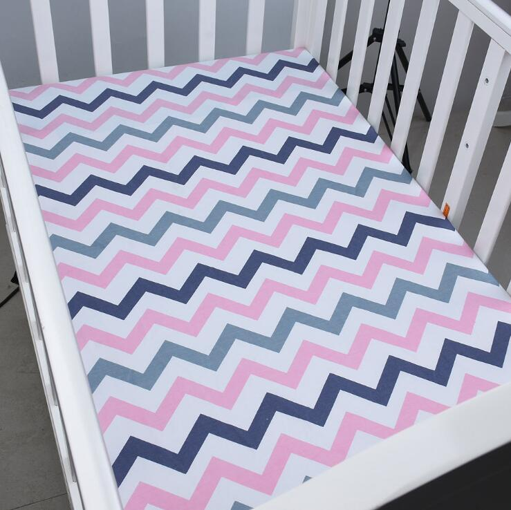 Newborn baby pure cotton portable crib sheet boys and girls best gift bedding sheets set free shipping